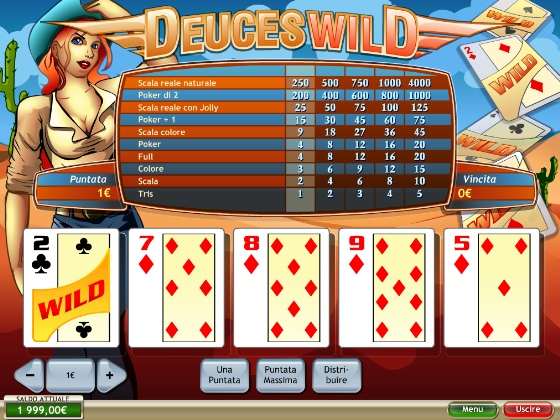 free video poker online